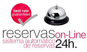 Reservas / Booking